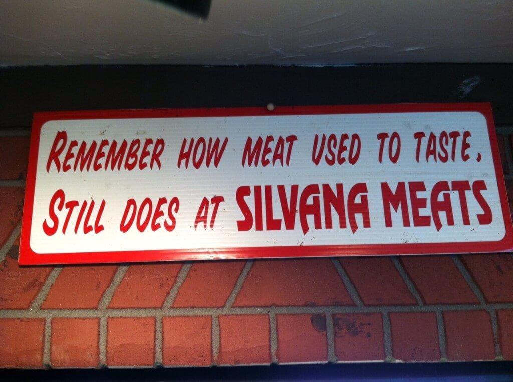 meat used to taste