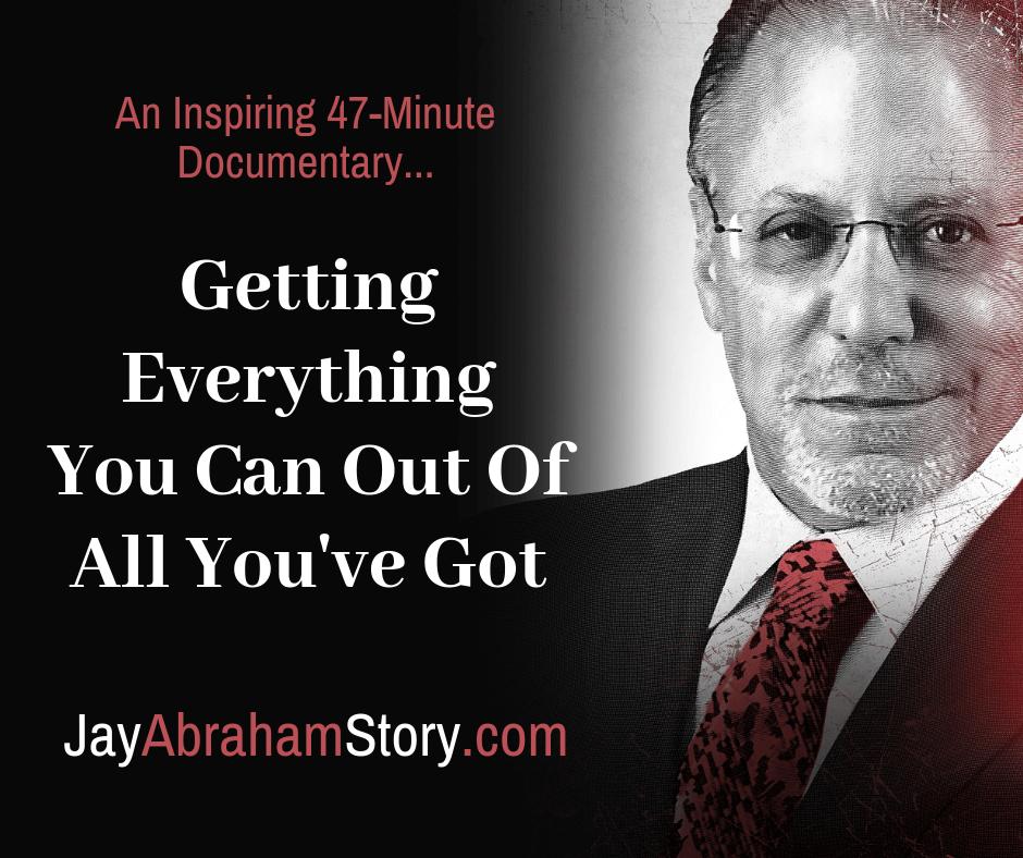 Jay Abraham Documentary